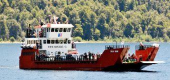 Tripulante denuncia irregularidades laborales y sanitarias en Barcazas de Lago Pirehueico