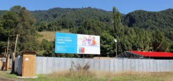 Obra quedó con 86% de avance. Inconcluso jardín infantil en Liquiñe sería terminado en un año más