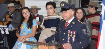 """Director Martini por inauguración de cuartel en Coñaripe: """"La tarea está cumplida,…hemos dejado una huella"""""""