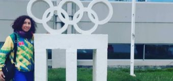 En pesas: Gisela Torres mejoró su marca en juegos nacionales representando a Los Ríos