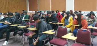 Destacan experiencia de estudiantes de Liceo de Excelencia PHP de Pullinque en programa de estudios de la Uach