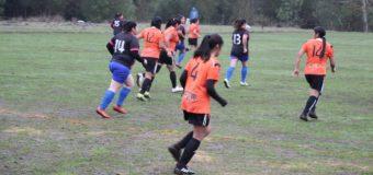 Fútbol femenino: Este domingo se juega la final de la liga campesina en Puyehue