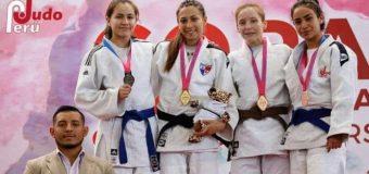 Medallas de plata y bronce para el Judo de Panguipulli en Perú. Club pide apoyo económico