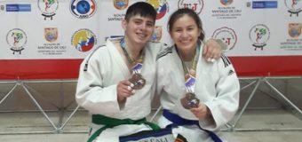 Judocas de Panguipulli se trajeron 2 de las 5 medallas que obtuvo Chile en Colombia