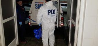 Muere lactante de un año en Lanco. Fiscalía investiga presunto parricidio