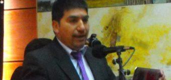 Escritor Jorge Jimenez exige disculpas publicas del Alcalde tras acusaciones sin fundamento