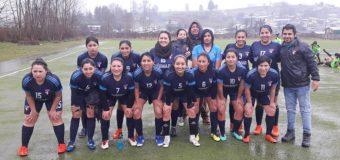 Equipo femenino de Riñimapu debutó con éxito en el Regional rural