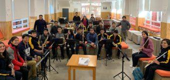Liceo Bicentenario PHP de Pullinque adjudica tercer proyecto consecutivo para nuevos instrumentos de orquesta