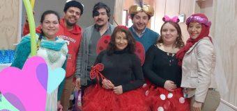 Fae Pro Panguipulli celebró día del niño con familias de acogida