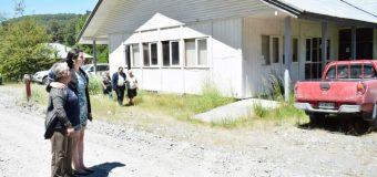 Gobernación aseguró comodato de generadores para sede comunitaria de Pirehueico