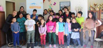 ONG hará cortometraje junto a estudiantes de Escuela en Panguilelfún