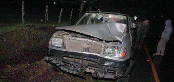 Mujer embarazada fue trasladada hasta el Hospital tras accidente ocasionado por un caballo en Coz Coz