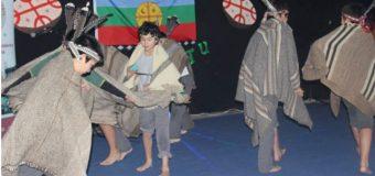 Asignatura de lengua indígena y el potente compromiso con la cultura en Escuela Pampa Ñancul