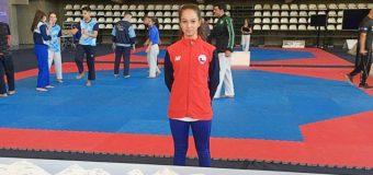 Joven deportista panguipullense quedó tercera en su categoría en mundial open G1 de Taekwondo