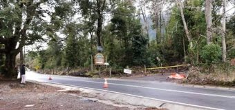 Peritajes de la SIAT descartan vínculo entre conductor ebrio detenido y fatal atropello en Coñaripe