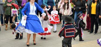 Escuela de Lenguaje Rayito de Luz conmemoró Fiestas Patrias con Gala y Cuecada