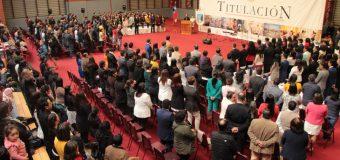 Liceo Técnico Profesional PHP Panguipulli tituló a más de 120 nuevos profesionales