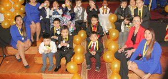 Escuela de Lenguaje Rayito de Luz celebró Adwars año 2019 para reconocer esfuerzo de escolares