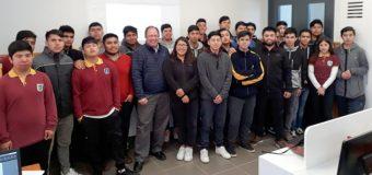 Estudiantes del Liceo PHP Pullinque se certifican en software de diseño Autocad