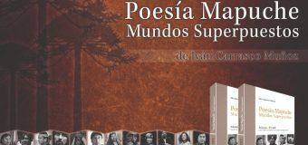 Lanzan libro sobre poesía y literatura mapuche