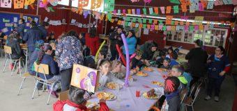 """Escuela Pampa Ñancul cerró con éxito su semana de actividades por la """"Inclusión"""""""