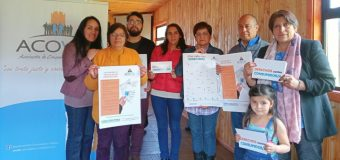 """Acoval dictó taller sobre """"derechos del usuario de servicios básicos"""" en Panguipulli"""