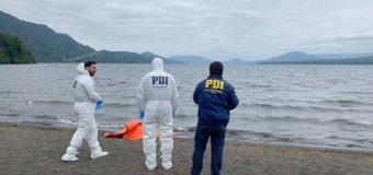 Pololos murieron ahogados en Lago Calafquén