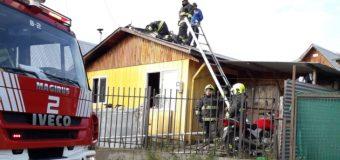 Amago de incendio llevó a Bomberos hasta Villa Los Presidentes en la ciudad