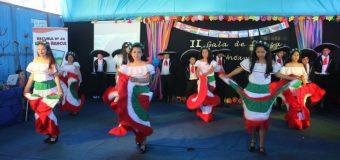 Escuela Pampa Ñancul invita a su tercera Gala Latinoamericana este jueves