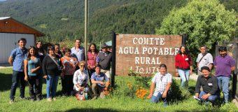 Comité de agua de Liquiñe realizó conversatorio junto a organizaciones del territorio