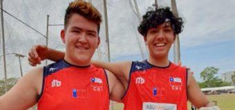 Atleta de Lanco alcanzó medalla en Juegos Sudamericanos Escolares