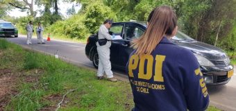 """""""Sicarios"""" habrían asesinado a taxista en Mariquina. Fiscal dio detalles del caso"""