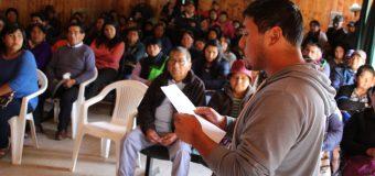 Caso Pollos: Alcalde se retracta y mantendrá convenio con comunidades de Coñaripe