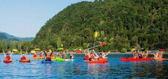 Club Náutico Aukinko invita a participar de las actividades de kayak en Panguipulli, Coñaripe y Lago Neltume