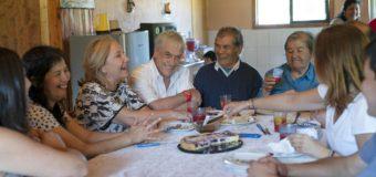 Presidencia entrega detalles de la visita de Piñera a sector de Liquiñe