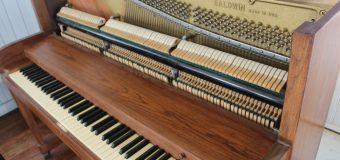 Para los niños y niñas: Donan piano a la Casona Cultural de Panguipulli