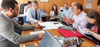 Evalúan positivamente estado de avance en proyecto hospitalario de Los Lagos
