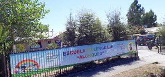 Alonqueo: La única escuela de Lenguaje en Malalhue comenzó un nuevo año educativo