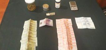 Joven fue sorprendido portando varios gramos de marihuana en barrera sanitaria de Choshuenco