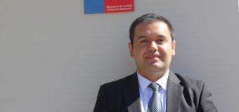 Abogado Panguipullense asumió como nuevo Seremi de Justicia y DDHH para Los Ríos