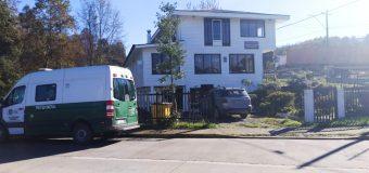 Oficinas del Fae Pro Panguipulli fueron blanco de robo durante el fin de semana