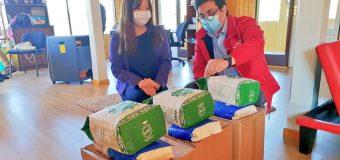 Gobernación entrega ayuda que será redestinada a familias que son parte del Fae Pro Panguipulli