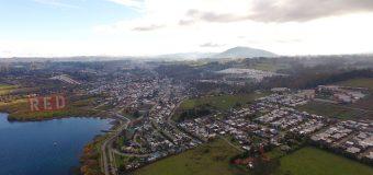Panguipulli acumula 8 casos activos: 7 en la ciudad y 1 en Choshuenco