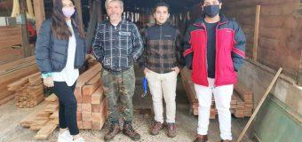 NES: Jóvenes crearon exitosa Agrupación de Beneficencia para Lanco y Malalhue