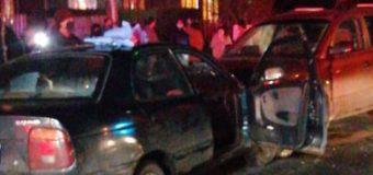 Tres lesionados dejó colisión frontal en Melefquén. Uno fue derivado grave a Valdivia