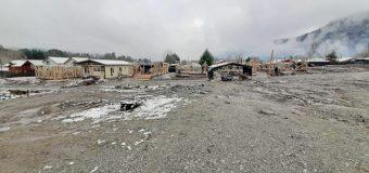 Familias temen eventual quiebra de empresa que construye viviendas sociales en Neltume