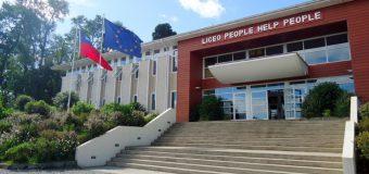 Mineduc invertirá casi $50 millones en equipamiento para el Liceo PHP de Panguipulli