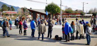 Sin incidentes ni detenidos terminó marcha mapuche en Coñaripe