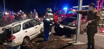 Hombre murió tras ser arrollado mientras cambiaba neumático en Coñaripe