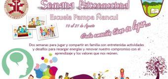 Escuela Pampa Ñancul entrega apoyo emocional a estudiantes reforzando valores educativos